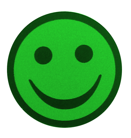 Smiley Groen
